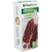 FoodSaver 28-count Heat-seal Gallon-size Bags