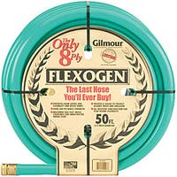Gilmour Flexogen 0.75-inch x 50-foot Garden Hose
