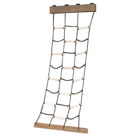 Swing-N-Slide Climbing Cargo Net Kit for Swing Sets - 30 in. W x 96 in. L