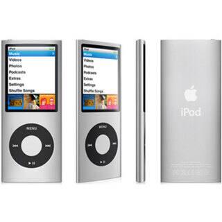 Shop Apple Ipod Nano 8gb 4th Generation Silver Refurbished Overstock 3893747