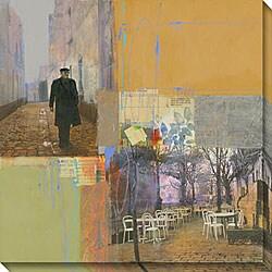 Gallery Direct Maureen Brouillette 'Impressions of Paris III' Giclee Art