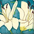 Gallery Direct Laura Gunn 'Lily Suite II' Canvas Art