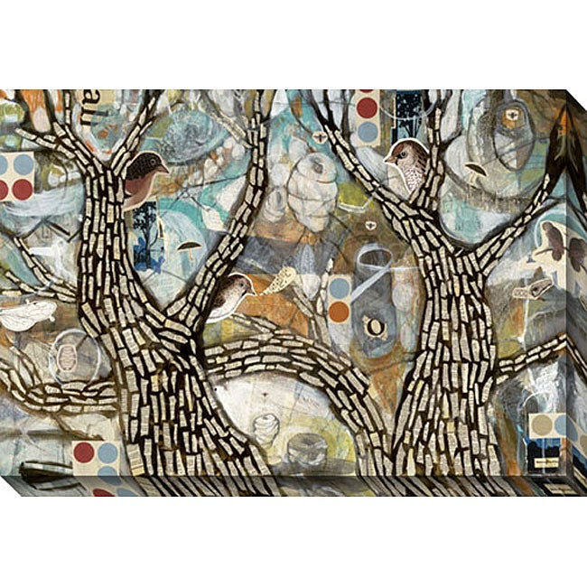 Gallery Direct Judy Paul 'Get Out II' Oversized Canvas Art