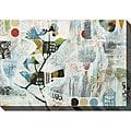 Gallery Direct Judy Paul 'Meander II' Giclee Canvas Art