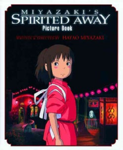 Miyazaki's Spirited Away Picture Book (Hardcover)
