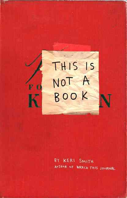 This Is Not a Book (Paperback)