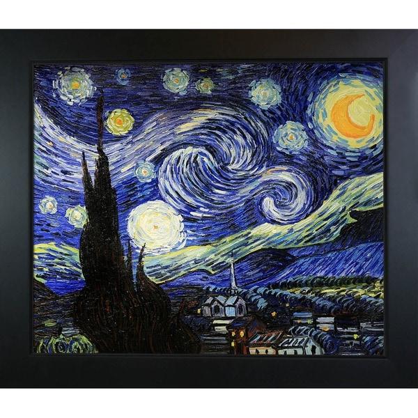 Van Gogh 'Starry Night' Framed Art