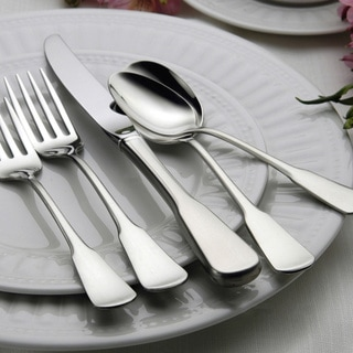 Oneida Colonial Boston 45-piece Flatware Set