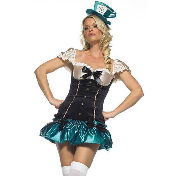 f8b092837a Leg Avenue 2-piece Tea Party Princess Halloween Costume
