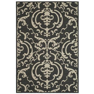 Black And White Damask Rug Antimicrobial Rugs Find Great Home