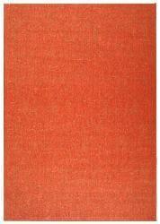 Safavieh Indoor/ Outdoor St. Barts Red Rug (6'7 x 9'6)