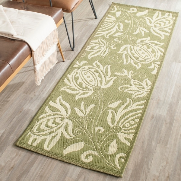 Safavieh Courtyard Leatrice Indoor/ Outdoor Rug