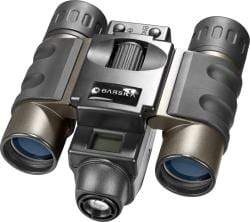 Barska Point 'N View 8x22 VGA Digital Camera Binoculars - Thumbnail 1