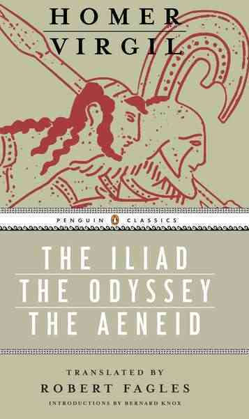 Aeneid / Odyssey / Iliad (Paperback)