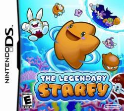 Nintendo DS - Legendary Starfy
