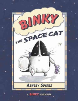 Binky the Space Cat (Paperback)