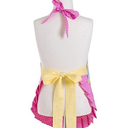 Frosted Cupcake Girl's Original Flirty Apron - Thumbnail 1