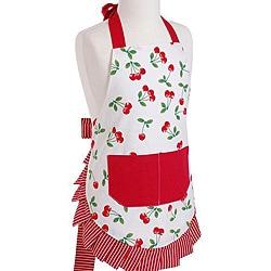 Very Cherry Girl's Original Flirty Apron - Thumbnail 0
