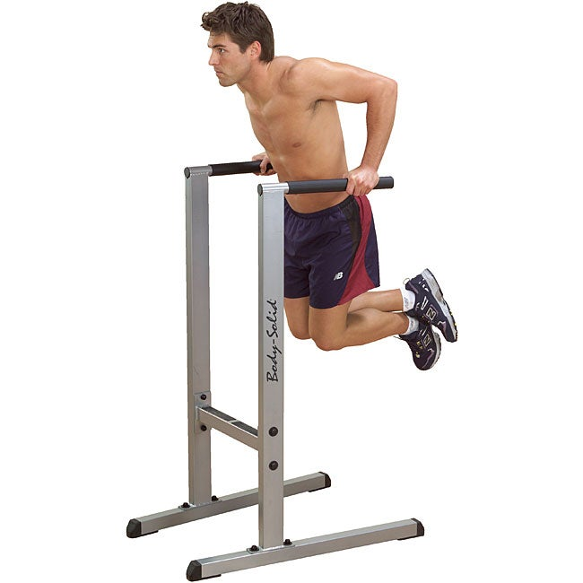 Body Solid Freestanding Dip Station