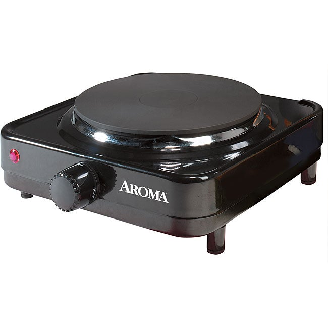 Aroma Single-burner Hotplate (Aroma ONE Burner Hotplate 3...