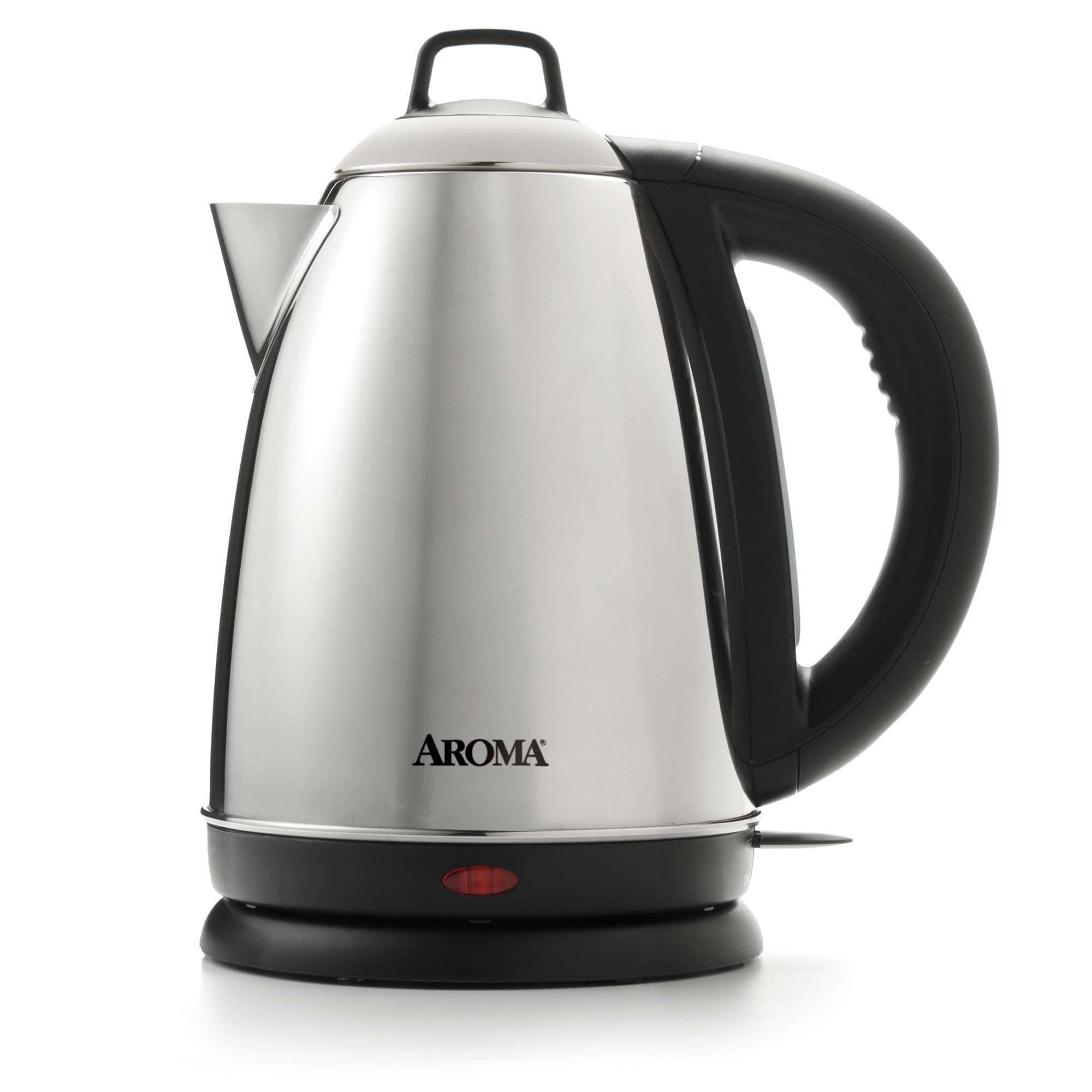 Aroma Housewares 1.5-liter Electric Tea Kettle (Aroma TEA...