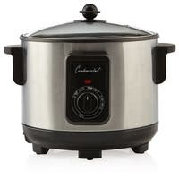 Continental Electric 5 Lt Deep Fryer and Multi Cooker Stainless Steel