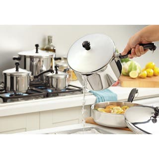 Stainless Steel Cookware For Less Overstock Com