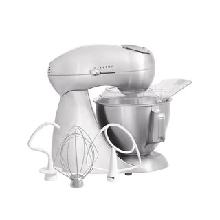 Hamilton Beach Sterling 4 Quart All-Metal Stand Mixer