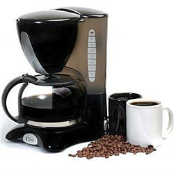 Expensive Coffee Maker Reviews : Elite 10-cup Coffee Maker - Free Shipping On Orders Over USD 45 - Overstock.com - 11944617