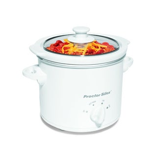 Proctor-Silex 33015Y 1.5 Quart Slow Cooker