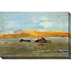 Gallery Direct Bellows 'Old Barn II' Giclee Canvas Art