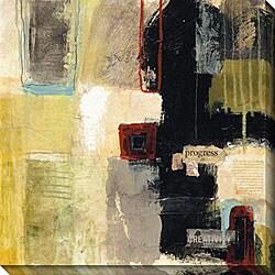 Gallery Direct Bellows 'Progress' Giclee Canvas Art