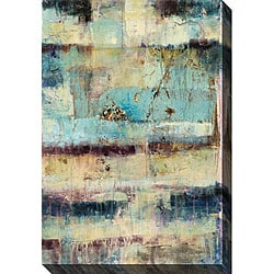 Gallery Direct Bellows 'Primary I' Oversized Canvas Art
