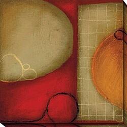 Gallery Direct DeRosier 'Perpetual III' Giclee Canvas Art