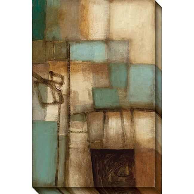 Gallery Direct DeRosier 'External Circumstances I' Giclee Canvas Art
