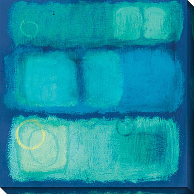 Gallery Direct Haynes Worth 'Liquid' Oversized Canvas Art