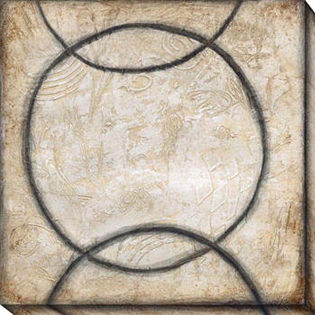 Gallery Direct Sean Jacobs 'Harmony & Balance III' Giclee Canvas Art