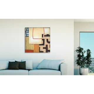 Gallery Direct Sean Jacobs 'Ancient Modern IV' Oversized Canvas Art