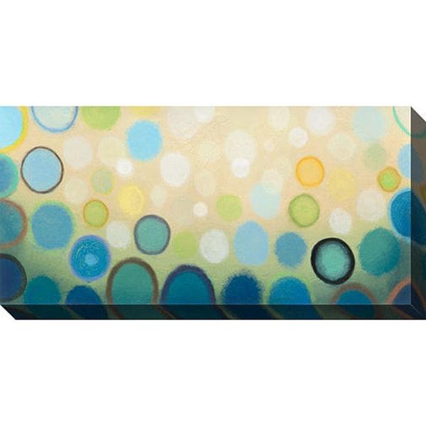 Gallery Direct Sean Jacobs 'Sea Mist II' Oversized Canvas Art