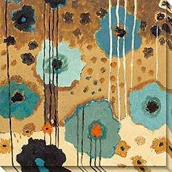 Gallery Direct Jaquiel 'Dream Flowers II' Giclee Canvas Art
