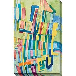 Gallery Direct Jasper 'Giraffe' Giclee Canvas Art