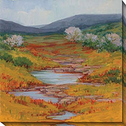 Gallery Direct Kim Coulter 'Mountain Stream I' Giclee Canvas Art