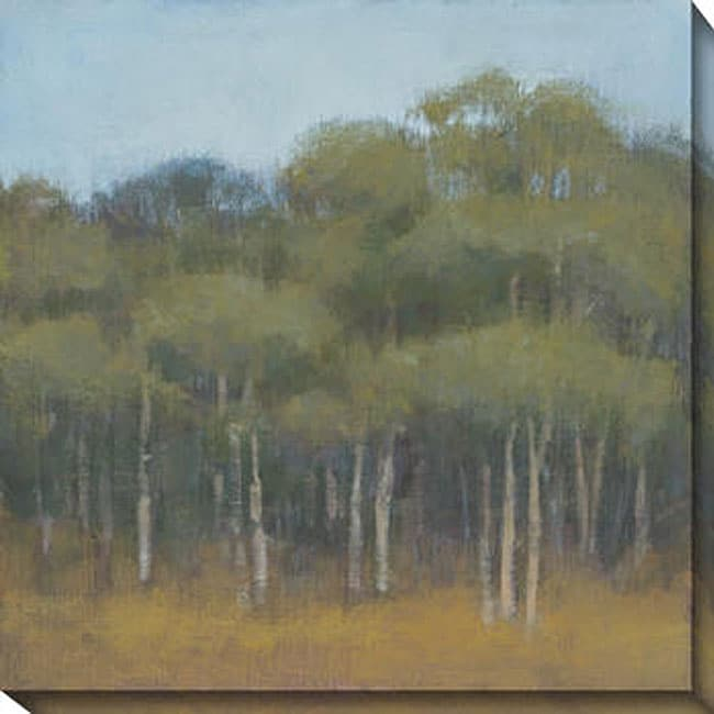 Gallery Direct Kim Coulter 'Enduring Season II' Oversized Canvas Art