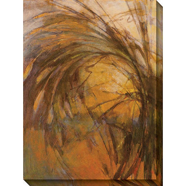 Gallery Direct Kim Coulter 'Harvest I' Oversized Canvas Art