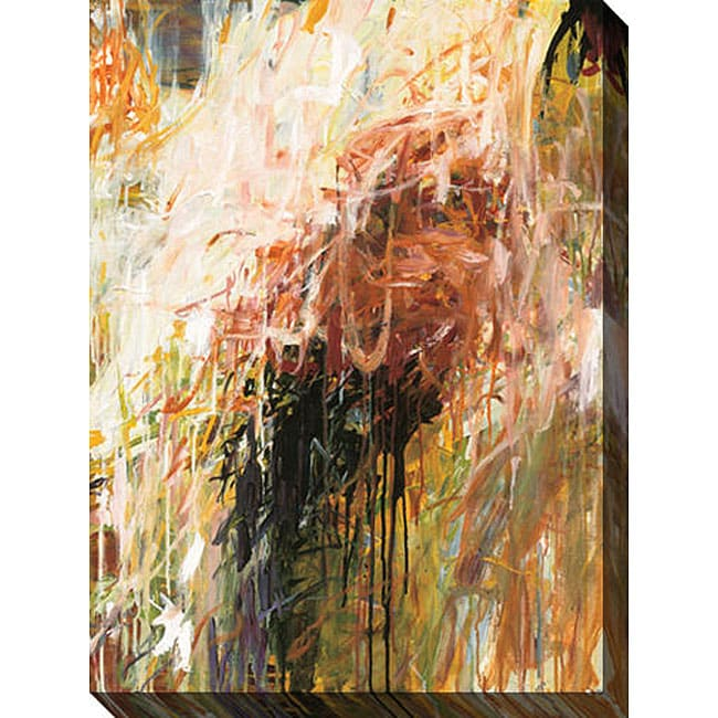 Gallery Direct Karen Silve 'Exuberance I' Oversized Canvas Art