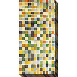 Gallery Direct Leslie Saris 'Channels II' Oversized Canvas Art