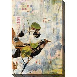 Gallery Direct Judy Paul 'Outside In II' Oversized Canvas Art