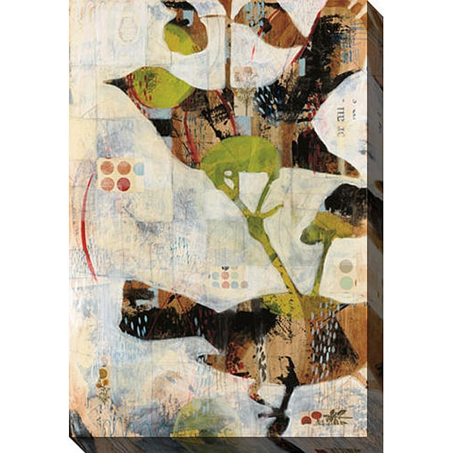 Gallery Direct Judy Paul 'Outside In III' Oversized Canvas Art
