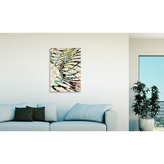 Gallery Direct Judy Paul 'Twist II' Oversized Giclee Canvas Art