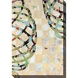 Gallery Direct Judy Paul 'Twist III' Oversized Canvas